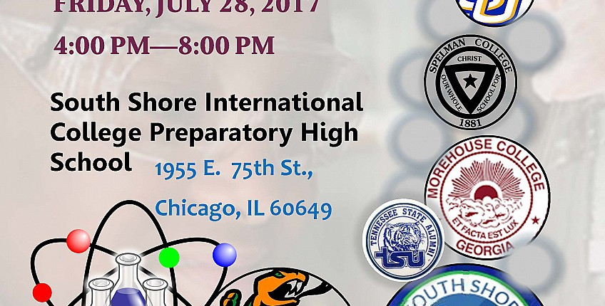 S.T.E.A.M. Fair at South Shore International College Prep THIS FRIDAY (7/28)